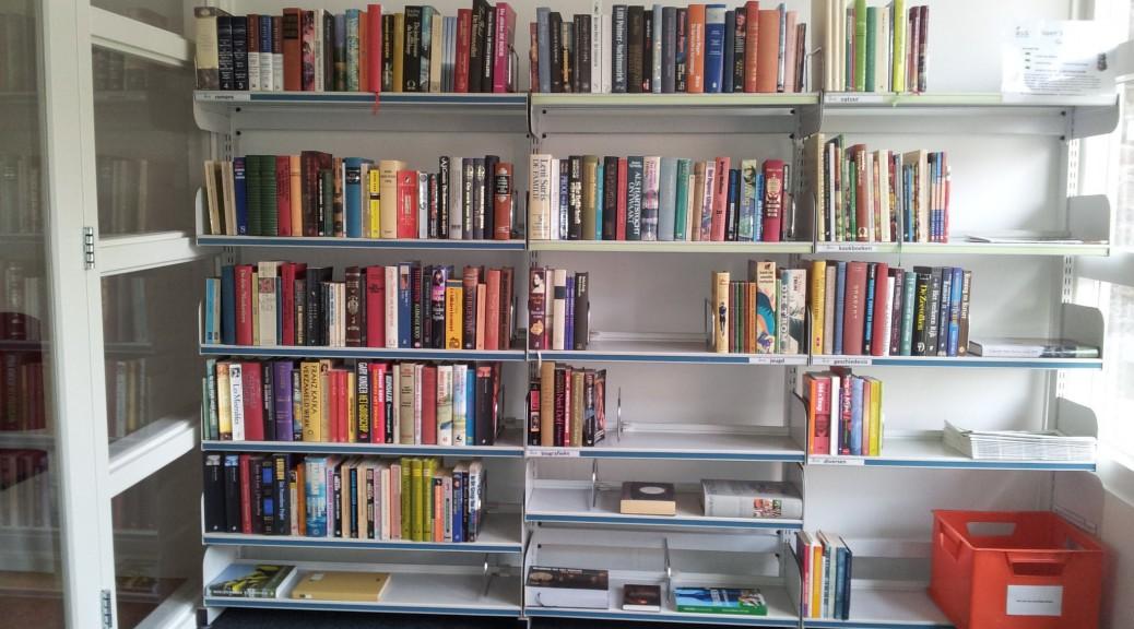Open WLG-boekenkast in D\'n Heuvel | Digitaal Dorpsplein Gerwen
