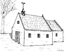 Gerwens 2e kerkje, ca.1440