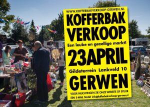 Kofferbakverkoop Gerwen @ Gildeterrein | Nuenen | Noord-Brabant | Nederland