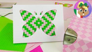 Kinderknutselworkshop: vlechten met papier
