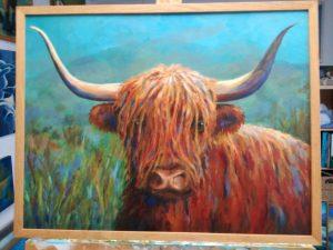 Workshop voor volwassenen:  lievelingsdier schilderen