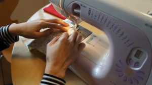 (Update) jeugdworkshop: naaien met een naaimachine @ D'n Heuvel