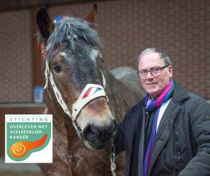 Wim Lankveld Belgischt trekpaard