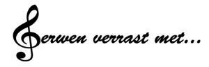 Logo Gerwen verrast met...